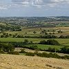 The Chew Valley from Dundry