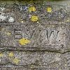 Inscription at the source, Chewton Mendip